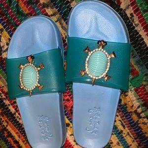 Shoes - Beach slides